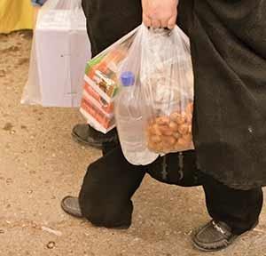 مصرف سالانه ۳ میلیارد کیسه پلاستیکی در پایتخت