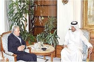 دیدار سفیر ایران در دوحه با برخی مقامات عالی رتبه قطر