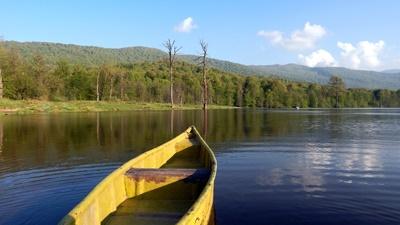 آشنایی با دریاچه الندان - مازندران