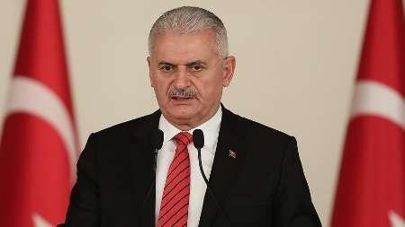 یلدریم: همه مسببان کودتای ترکیه مجازات می شوند