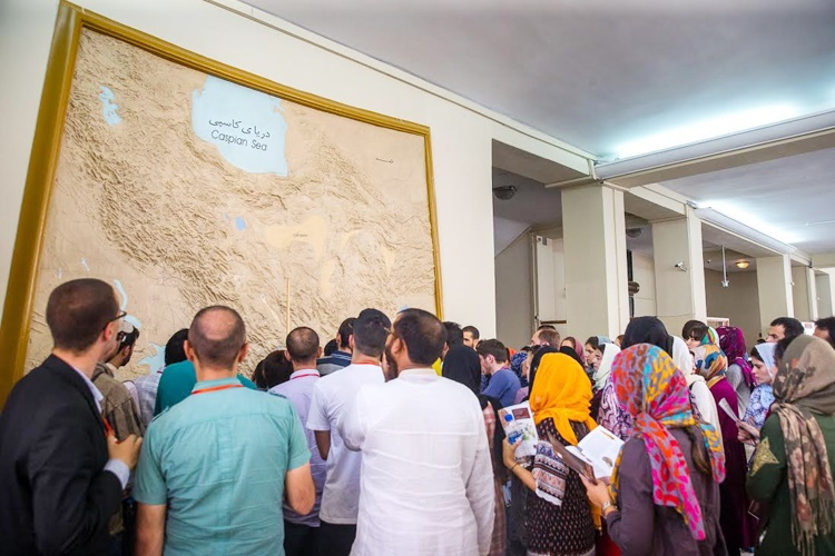 حضور فارسیآموزان علاقمند به ایران کهنتر از تاریخ در موزه ایران باستان