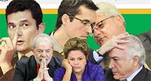 دادستانهای جوان علیه فساد سیاستمداران کهنهکار برزیل