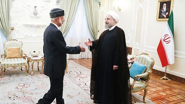 رایزنی ایران و عمان درباره تحولات در منطقه