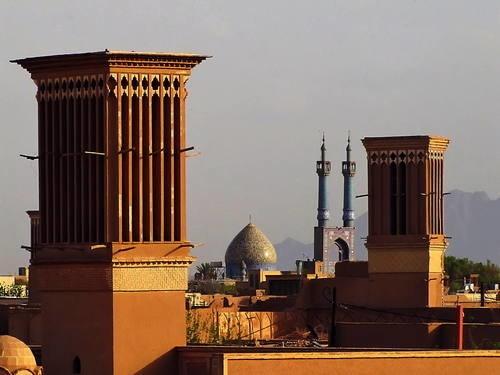 اعلام عرصه و حریم شهر جهانی یزد