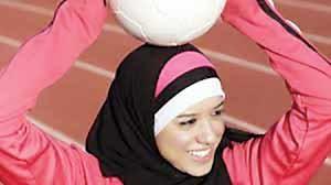 مجوز ورزش دخترها در مدارس ریاض