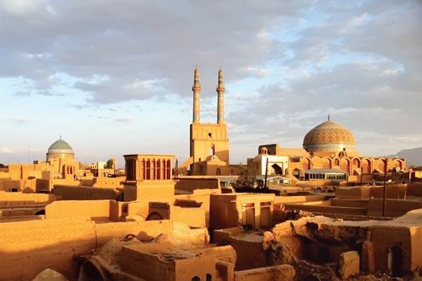 دستاوردهای ثبت جهانی یزد برای ایران