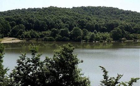 آشنایی با دریاچه سد سقالسکار - گیلان