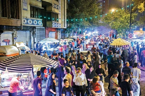 خوشمزهترین خیابان تـاریخی