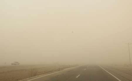 آلودگی هوا ۵۴۹ نفر را در سیستان راهی مراکز درمانی کرد