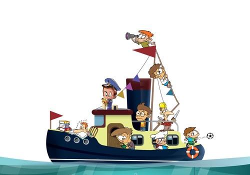 ناخدای کشتی تابستانی خود باشید!