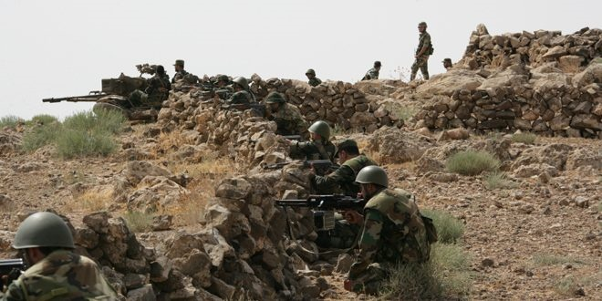 ارتش سوریه پس از چهار سال به کرانه جنوبی رود فرات بازگشت