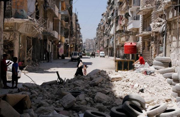 ده ها کشته و زخمی درحمله ائتلاف آمریکایی به شرق سوریه