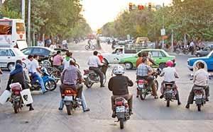 هزینه ورود موتورسواران به محدوده طرح ترافیک؛ روزانه ۸۰۰ تومان