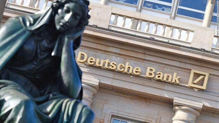دویچه بانک آلمان ۳۵۰ میلیارد دلار از انگلیس خارج میکند
