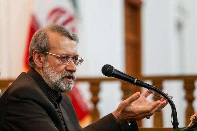 لاریجانی: رسانهها اضطراب بلاوجه درباره مصوبه آمریکاییها ایجاد نکنند