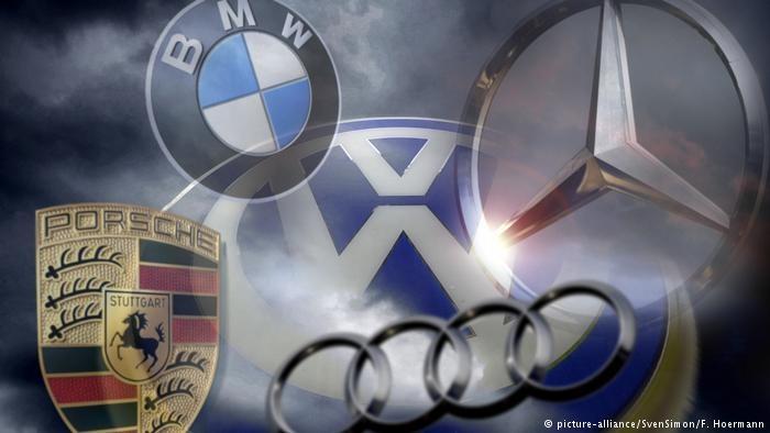 شکایت دستهجمعی مشتریان آمریکایی از خودروسازان آلمانی