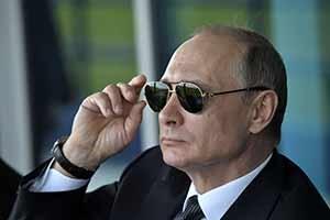 پوتین: این گستاخی را تحمل نمیکنیم