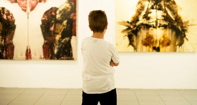 بچهها نقاشیهای ونگوگ را چطور میبینند؟