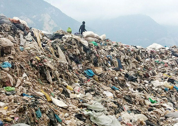 زباله سمی مازندران