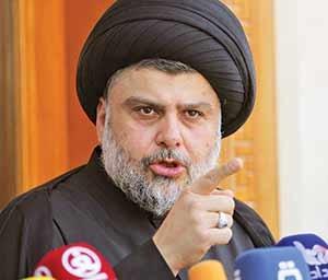 مقتدی صدر، مهمان عراقی عربستان