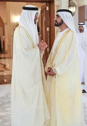 تشدید اختلافات ابوظبی و دوبی