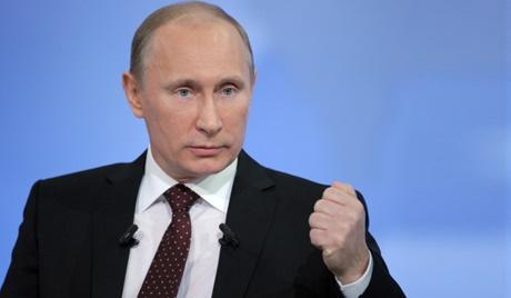 هشدار پوتین به آمریکا | تحریم های دردناک و اخراج ۷۷۵ دیپلمات آمریکایی از روسیه