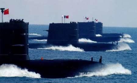 تنش بین هند و چین | قدرت نمایی زیردریاییهای چینی در اقیانوس هند
