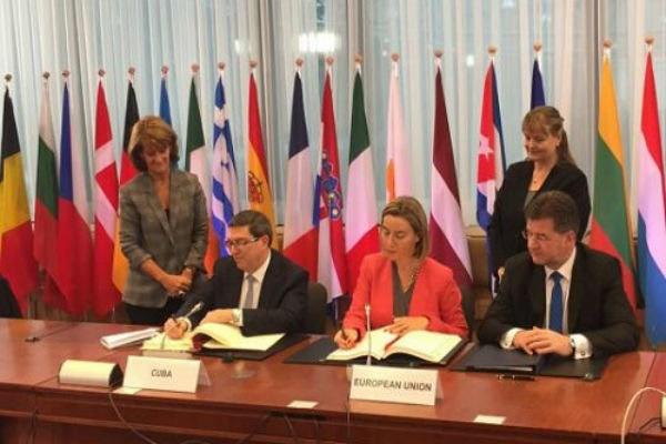 پارلمان اروپا قرارداد همکاری اتحادیه اروپا- کوبا را تصویب کرد