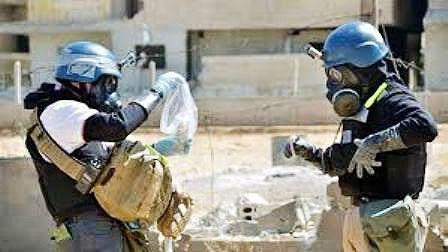 سازمان ملل: عاملین حملات شیمیایی سوریه شناسایی نشدهاند