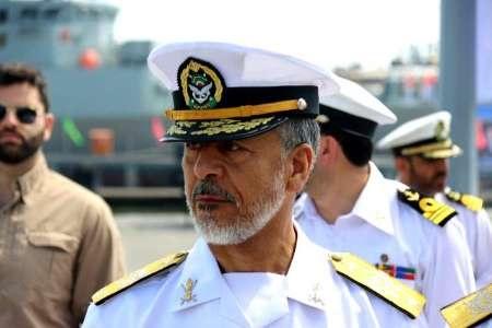 اعزام ۵۲ ناوگروه برای تامین امنیت دریاهای شمال و جنوب