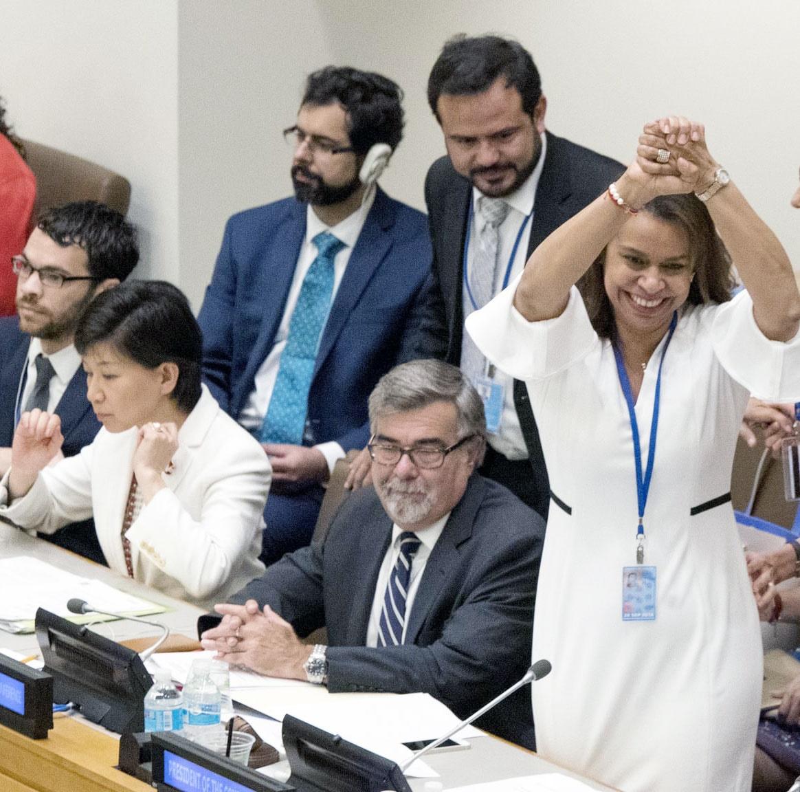 معاهده جدید ممنوعیت سلاح هستهای به تصویب رسید