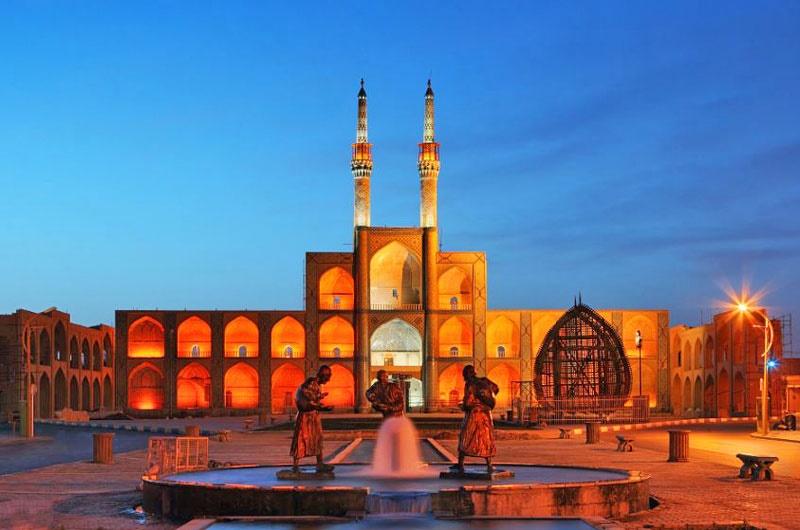 شهر تاریخی یزد ثبت جهانی شد