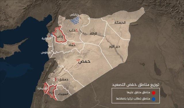 آتشبس در جنوب غرب سوریه وارد فاز اجرایی شد