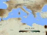 دمای سطح دریا با خشکسالی مرتبط است