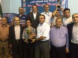 قهرمانی تیم آذربایجان شرقی در مسابقات کشوری شوتوکان ادونس