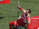 دو و میدانی جهانی معلولین/ لندن؛ صالح فرجزاده در پرتاب دیسک نقره گرفت