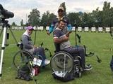 تورنمنت بینالمللی تیرو کمان معلولین؛ تیم میکس کامپوند ایران نایب قهرمانی شد