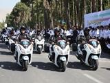 ۲۰۰ دستگاه موتورلانس در تهران رونمایی شد