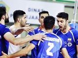 دومین پیروزی والیبال امید ایران در مسابقات قهرمانی آسیا