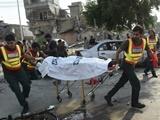 انفجار در لاهور پاکستان بیش از ۷۰ کشته و زخمی برجای گذاشت