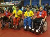 تنیس روی میز بینالمللی معلولین؛۲ نشان برنز انفرادی و ۲ نشان برنز تیمی برای ایران