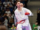 آسیابری نایب قهرمان کاراته بازیهای جهانی شد