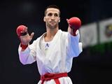 نقره تاریخی کاراته بازیهای جهانی برای امیر مهدیزاده