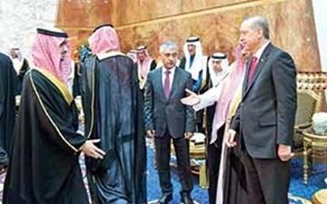 ورود اردوغان برای میانجیگری میان قطر و عربستان