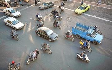 موتورها باید طرح ترافیک بگیرند