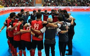 جام باشگاههای فوتسال آسیا؛ صعود گیتیپسند به یک چهارم نهایی
