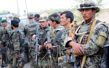 طالبان ۴۰ سرباز افغانستان را در قندهار کشت