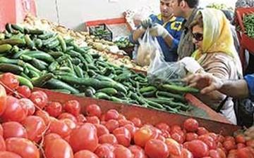 احداث ۲۵ بازار میوه و ترهبار تا شهریورماه