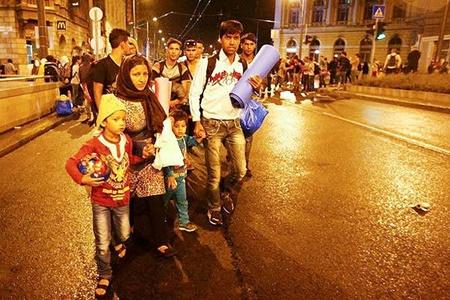 روایت زندگی مهاجران به اروپا از زبان یک ایرانی عضو گروه پزشکان جهان