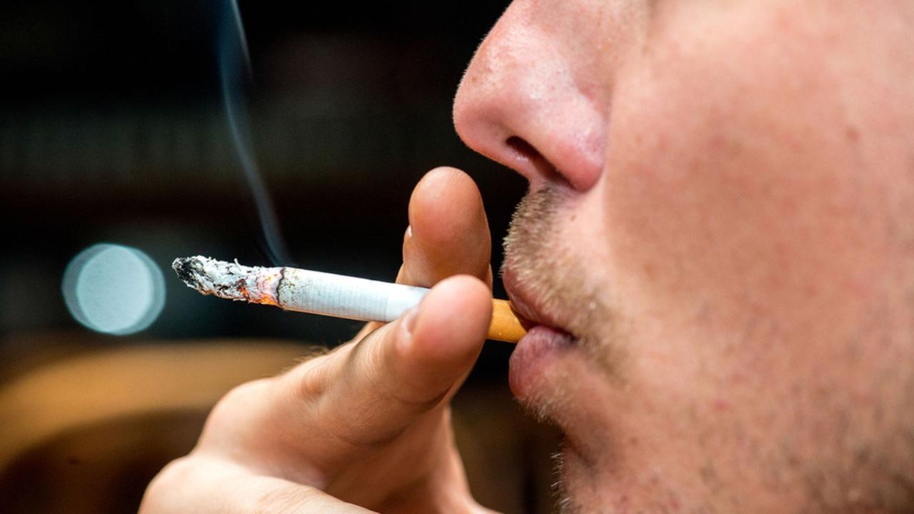 نیکوتین سیگار در آمریکا کاهش پیدا میکند